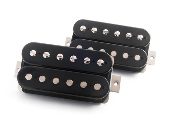 BARE KNUCKLE PICKUPS AFTERMATH 7-STRING - SET (OPEN)