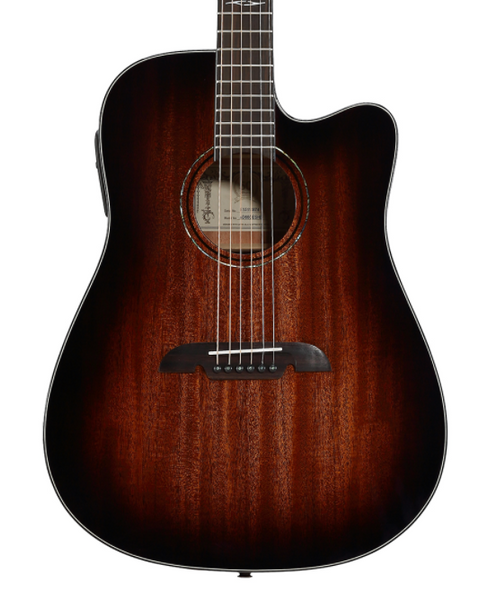 ALVAREZ AD66CE - SHADOWBURST GLOSS FINISH DREADNOUGHT