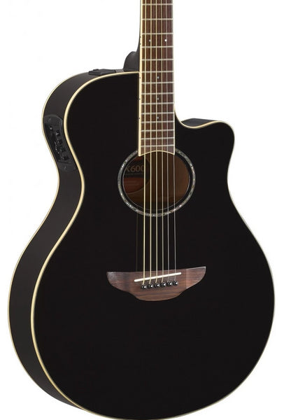 YAMAHA APX600 - ACOUSTIC ELECTRIC BLACK