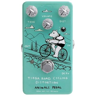 ANIMALS PEDAL - TIOGA ROAD CYCLING DISTORTION