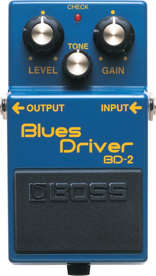BOSS BD-2 - BLUES DRIVER
