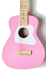 LOOG GUITARS FOR KIDS PRO IV - PINK