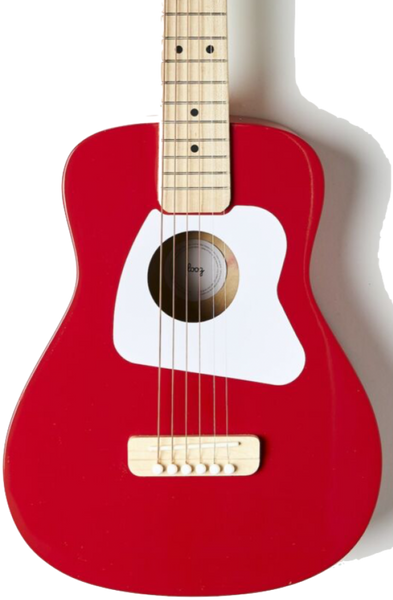 LOOG GUITARS FOR KIDS PRO IV - RED
