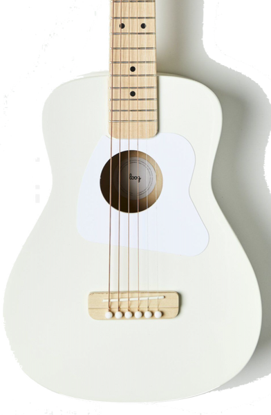 LOOG GUITARS FOR KIDS PRO IV - WHITE