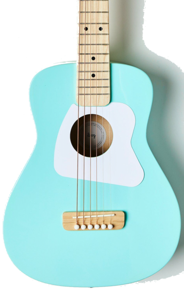 LOOG GUITARS FOR KIDS PRO IV - GREEN