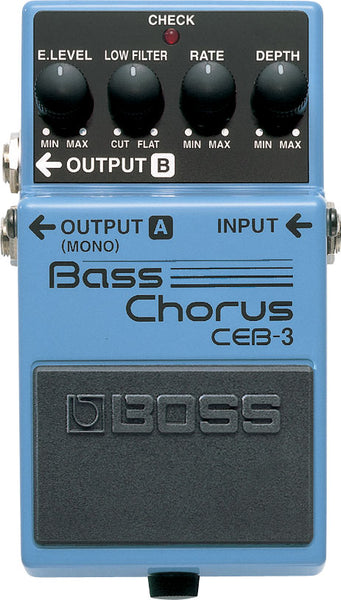 BOSS CEB-3 - BASS CHORUS