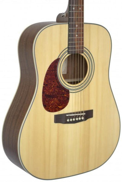 CORT EARTH70 - LEFT HANDED SOLID TOP DREADNOUGHT