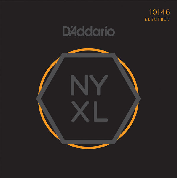 D'ADDARIO ELECTRIC NYXL NICKEL WOUND - 10-46 LIGHT