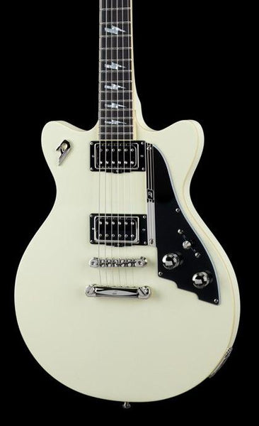 DUESENBERG BONNEVILLE  VINTAGE-WHITE- IN FORMFIT CUSTOM CASE