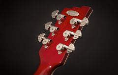 DUESENBERG BONNEVILLE CHERRY RED - IN FORMFIT CUSTOM CASE