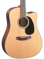 BLUERIDGE BR-40CE CONTEMPORARY SERIES A/E DREADNOUGHT