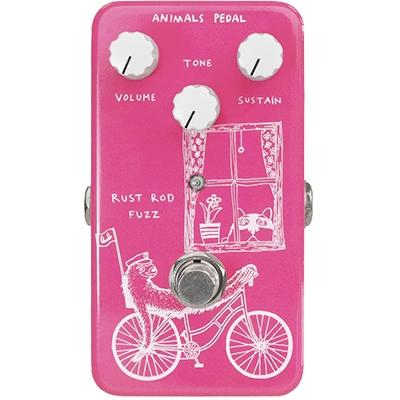 ANIMALS PEDAL - RUST ROD FUZZ BY SKREDDY