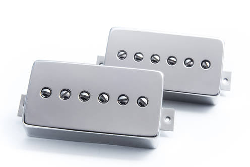 BARE KNUCKLE PICKUPS MISSISSIPPI QUEEN HSP90 SET - CHROME