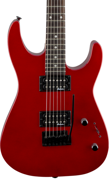 JACKSON JS SERIES DINKY JS11 - METALLIC RED