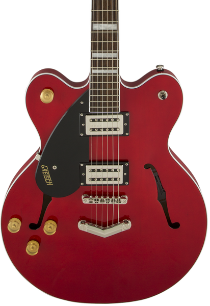 GRETSCH G2622LH STREAMLINER CENTER BLOCK WITH V-STOPTAIL, LEFT-HANDED - FLAGSTAFF SUNSET
