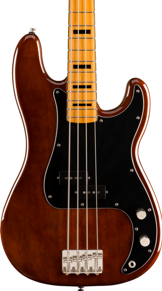 SQUIER CLASSIC VIBE '70's PRECISION BASS - WALNUT