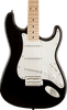 SQUIER AFFINITY SERIES STRATOCASTER MAPLE NECK - BLACK