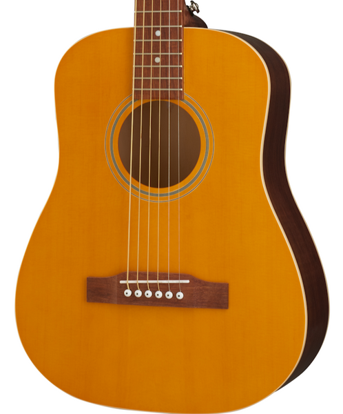 EPIPHONE EL NINO TRAVEL ACOUSTIC OUTFIT - NATURAL