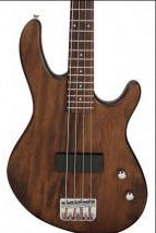 CORT ACTION JUNIOR 3/4 BASS WALNUT