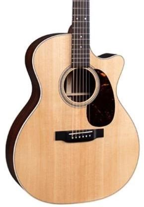 MARTIN & CO GPC-16E - GRAND PERFORMER ROSEWOOD WITH PICKUP