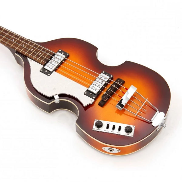 HOFNER IGNITION BEATLE BASS LEFT HANDED