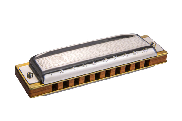 HONER MS-SERIES BLUES HARP - KEY OF E
