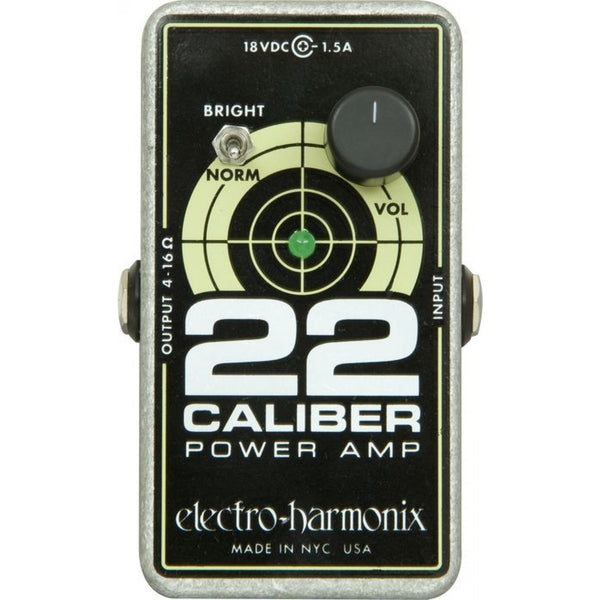 ELECTRO HARMONIX 22 CALIBER POWER AMP