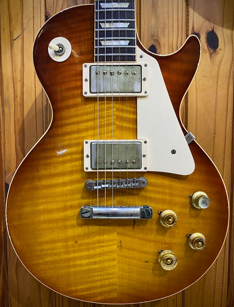 GIBSON LES PAUL 1959 MICHAEL BLOOMFIELD  - AGED BY TOM MURPHY #018