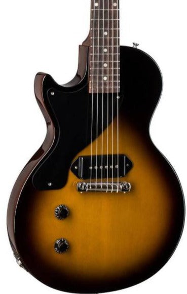GIBSON LES PAUL JUNIOR - VINTAGE TOBACCO BURST LEFT-HANDED