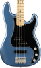 FENDER AMERICAN PERFORMER PRECISION BASS MN SATIN LAKE PLACID BLUE