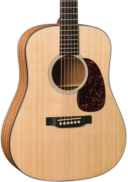 MARTIN & CO DJRE10E- DREADNOUGHT JUNIOR SPRUCE TOP WITH PICKUP
