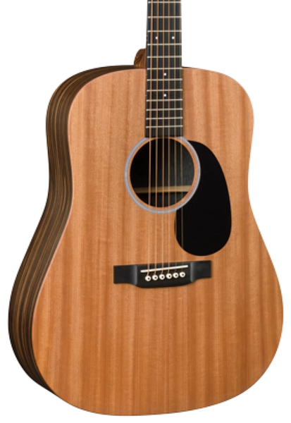 MARTIN & CO X-SERIES DX2AE MACASSAR DREADNOUGHT WITH PICKUP