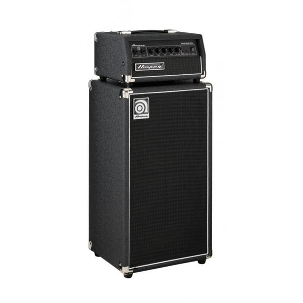 AMPEG MICRO-CL BASS AMP STACK - REFURBISHED