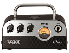 VOX MV50 CLEAN COMPACT GUITAR AMP HEAD