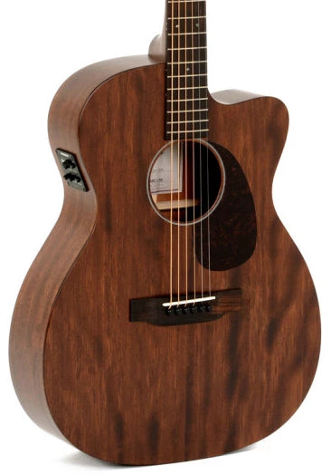SIGMA 000MC-15E MAHOGANY CUTAWAY WITH PICKUP