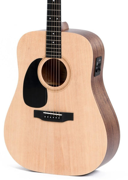 SIGMA DMEL SE SERIES DREADNOUGHT W/PICKUP