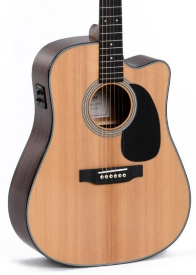 SIGMA DMC-1E DREADNOUGHT ACOUSTIC WITH PICKUP