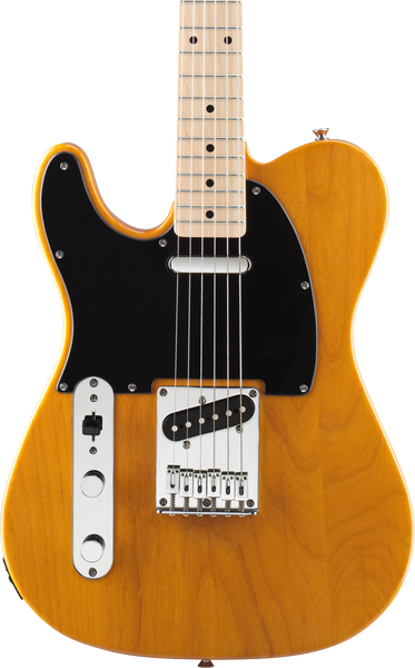 SQUIER AFFINITY SERIES TELECASTER LEFT HANDED - BUTTERSCOTCH BLONDE