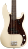 FENDER AMERICAN ORIGINAL '60S PRECISION BASS - MAPLE NECK OLYMPIC WHITE
