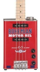 BOHEMIAN OIL CAN BASS - MOTOR OIL