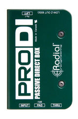 RADIAL PRO DI - PASSIVE DIRECT BOX