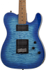 SCHECTER RETRO SERIES PT-PRO ELECTRIC - TRANS BLUE BURST