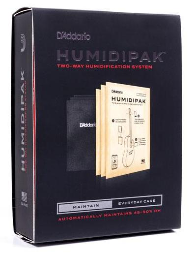 D'ADDARIO HUMIDIPAK TWO-WAY HUMIDITY CONTROL SYSTEM