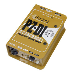 RADIAL PZ-DI - ACTIVE DI FOR PIEZO AND ACOUSTIC