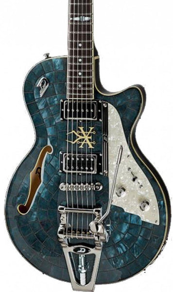 DUESENBERG ALLIANCE SOUNDGARDEN LIMITED EDITION CHRIS CORNELL