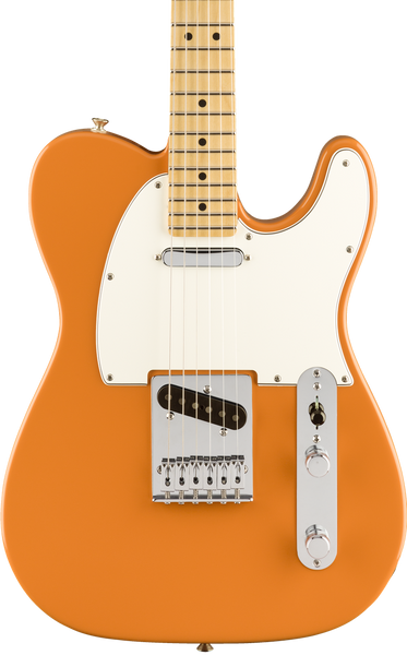 FENDER PLAYER TELECASTER CAPRI ORANGE