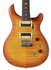PRS SE CUSTOM 24 08 - VINTAGE SUNBURST WITH GIG BAG
