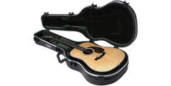 SKB DELUXE ACOUSTIC DREADNOUGHT GUITAR CASE