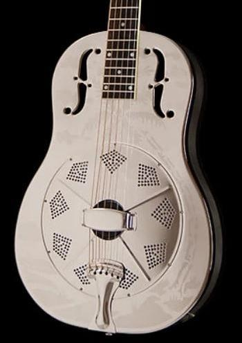 NATIONAL RESOPHONIC STYLE O - 12 FRET RESONATOR