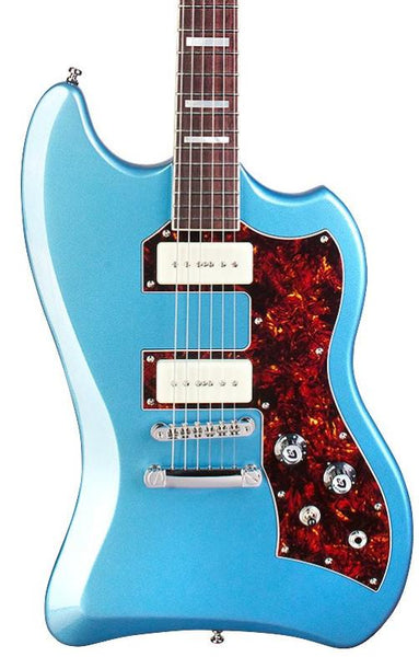 GUILD T-BIRD ST P90 - PELHAM BLUE
